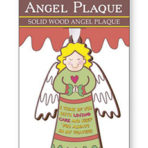 Angel Plaque – I Think Of You….