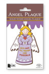 Angel Plaque – All Things Are Possible…