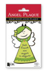 Angel Plaque – Best Friends…