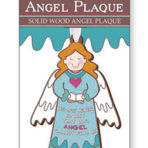 Angel Plaque – We Are Never So Lost… Angel