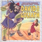 David and Goliath Book and CD