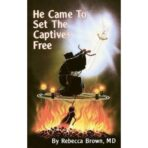 HE CAME TO ST THE CAPTIVES FREE