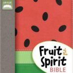NIV Fruit of the Spirit Bible; Watermelon