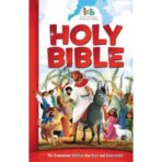 ICB Big Red Cover Holy Bible Hardback